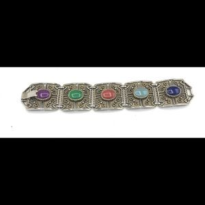 Sarah Coventry bracelet (a99) 1149